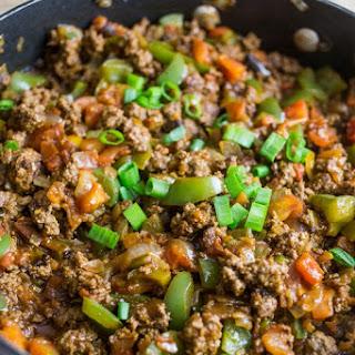 Paleo Taco Skillets & Paleo Taco Bowls Recipe
