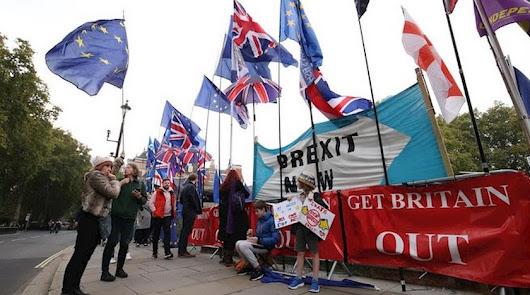 La competencia de países terceros en Reino Unido si no hay acuerdo en el Brexit