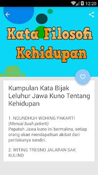 Download Kata Kata Bijak Filosofi Kehidupan By Tutidev Apk