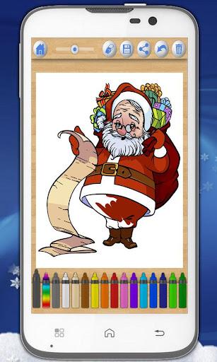 圣诞图画书