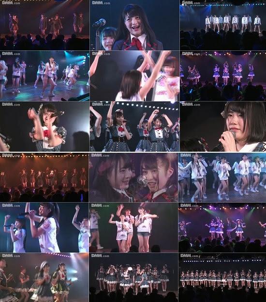 (LIVE)(公演) AKB48 チーム8 「会いたかった」公演 坂口渚沙・行天優莉奈 服部有菜・永野芹佳 生誕祭 160320 160321