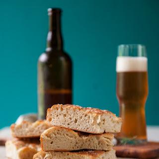 Beer Focaccia Bread