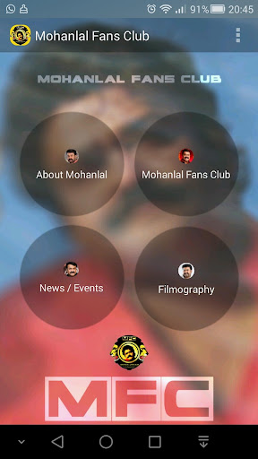 MFC Mohanlal Fans Club