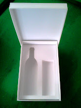 Photo: Caixa Especial (29) - Molde de amostra para uma garrafa e um abridor como presente ou brinde.SPP 084