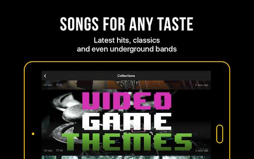 Ultimate Guitar: Tabs & Chords 4.8.9 screenshots 7