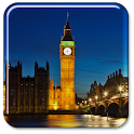 Londres Parede Animado icon