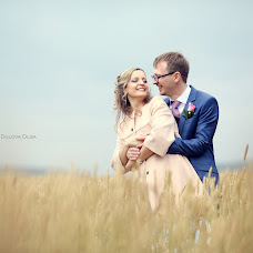 Wedding photographer Olga Dulova (veterOLL). Photo of 21.11.2014