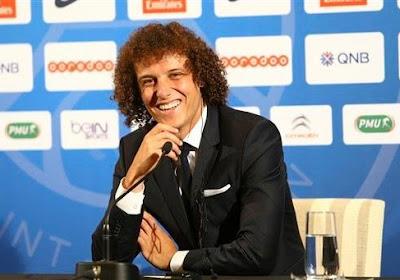 David Luiz en a marre qu'on imite sa signature
