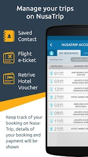 NusaTrip : Flight & Hotel - Travel Booking deals- screenshot thumbnail
