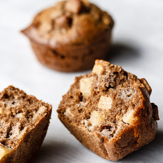 Maple Buckwheat Apple Muffins (Gluten-Free)