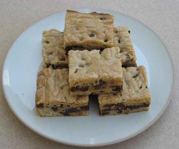 Congo Bars Recipe