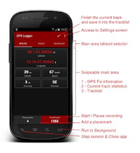 Tải Game GPS Logger