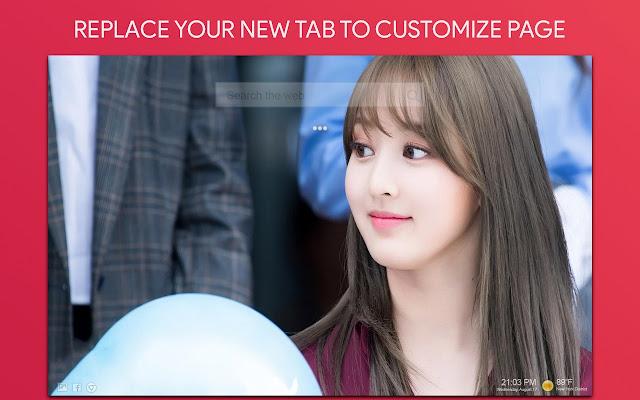 Twice Kpop Wallpaper HD Custom New Tab