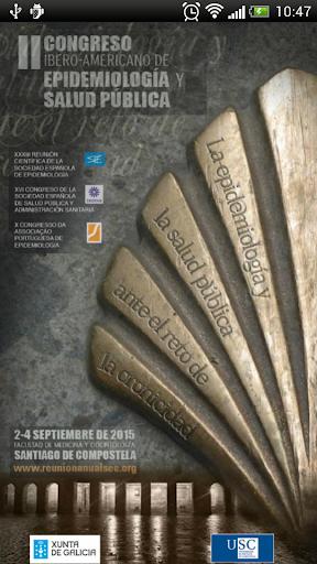 II Congreso Iberoam Epi y SP