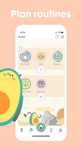 Avocation - Habit Tracker 1.2.8 screenshots 1