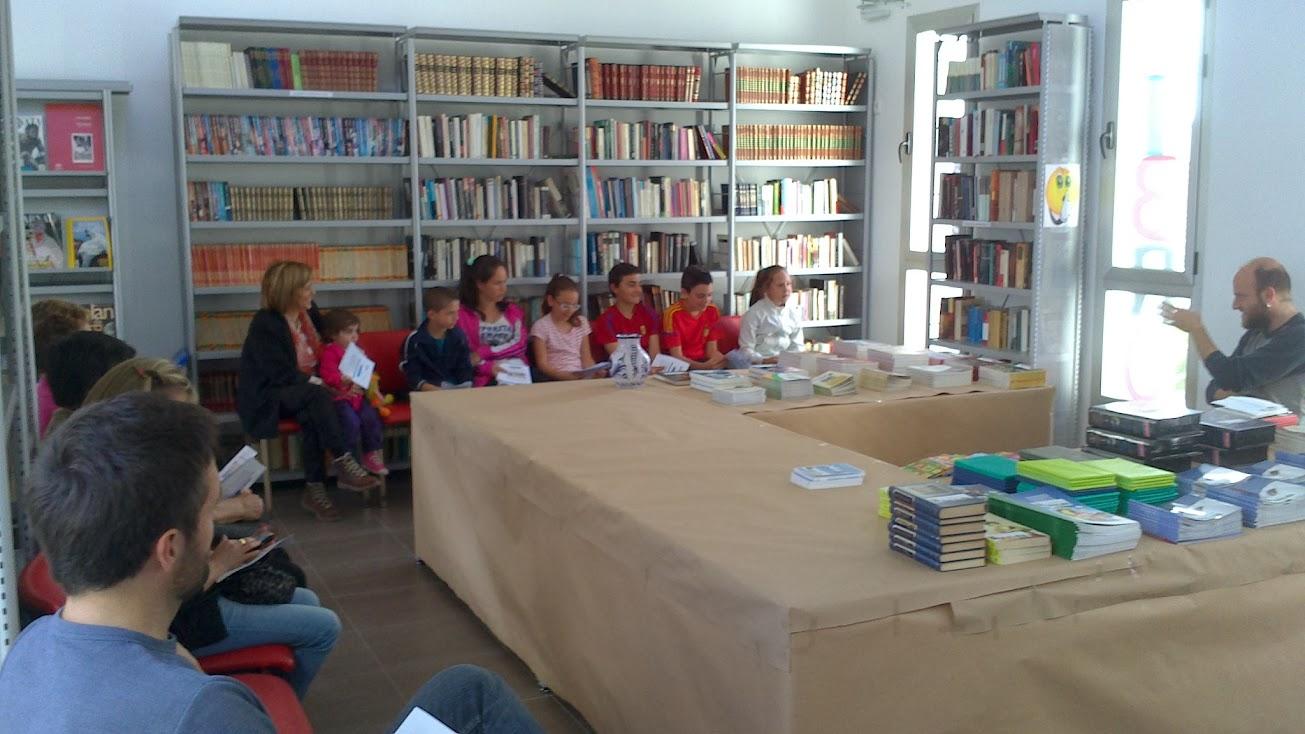 Dia del Libro 2013