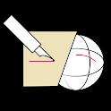 Sketch 360 icon