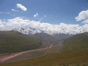 Photo: Kyzyl-Su (Red River)