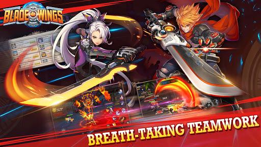 Blade & Wings: Future Fantasy 3D Anime MMORPG Game 1.8.9.1809101444.61 Cheat screenshots 3