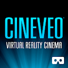 4D Movie Theater - CINEVEO - VR Cinema Player icon