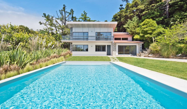 Villa avec piscine et jardin Azóia