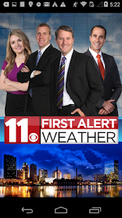 WTOL First Alert Weather- screenshot thumbnail