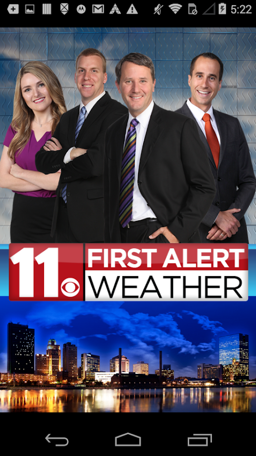 WTOL First Alert Weather- screenshot