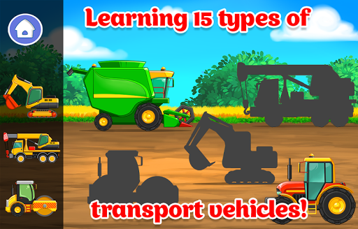 Kids Cars Games! Build a car and truck wash! apktram screenshots 6