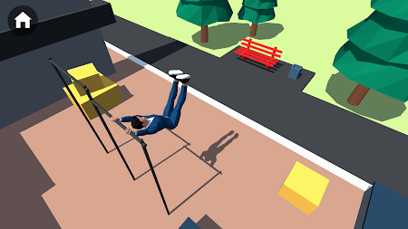 Parkour Flight APK screenshot thumbnail 1