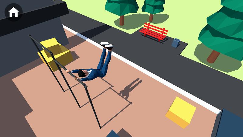 Parkour Flight Screenshot 0