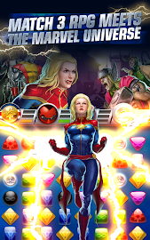 Marvel Puzzle Quest Screenshot 2