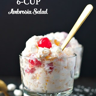 Coconut Ambrosia Recipes