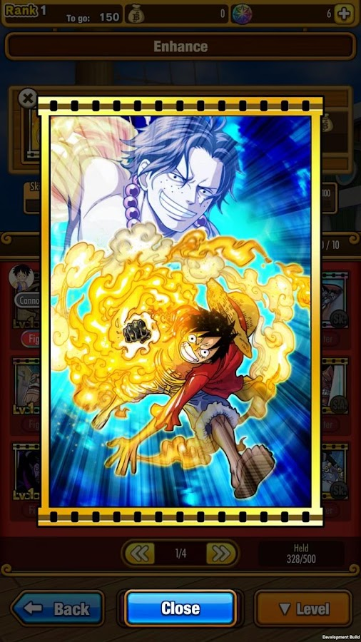 ONE PIECE THOUSAND STORM- screenshot