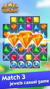 Jewel Crush™ – Jewels & Gems Match 3 Legend 1