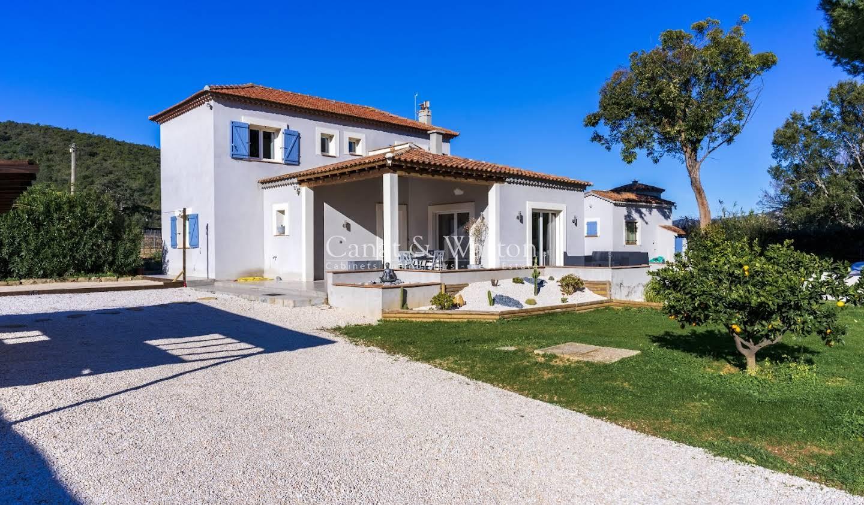 Maison avec piscine et terrasse Bormes-les-Mimosas