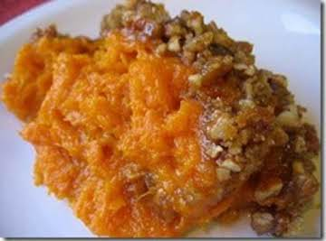 Praline-Sweet Potato Casserole