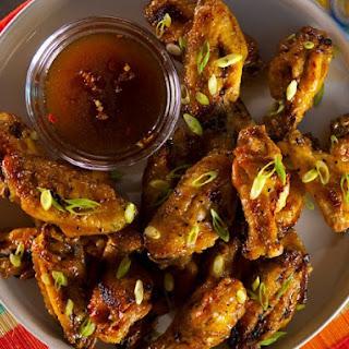 Honey Hoisin Glazed Wings