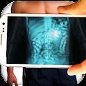 X-Ray Human Body Prank icon