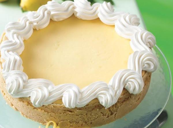 Lemon Cheesecake Recipe