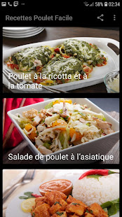 Download Recettes Poulet Facile For PC Windows and Mac apk screenshot 4