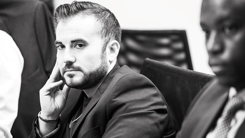 Josh Zuckerman, Black Beard Technologies.