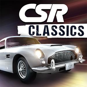 CSR Classics Icon do Jogo