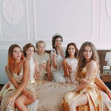 Wedding photographer Yuliya Orekhova (YunonaOreshek). Photo of 16.10.2017