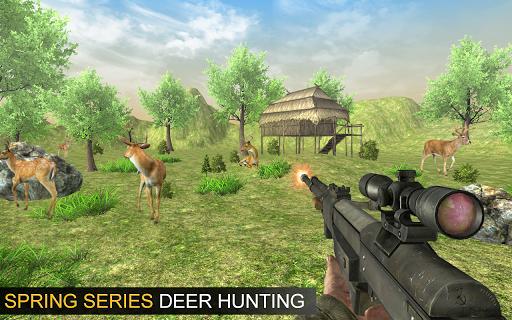 Deer Hunting Season Safari Hunt 1.0 screenshots 2