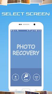 Photo Recovery - Restore Image Screenshot