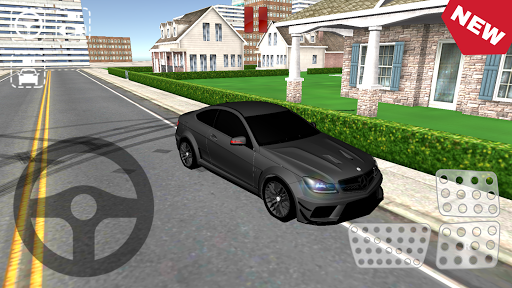 Real Drift Racing AMG C63 1.0.21 androidappsheaven.com 2