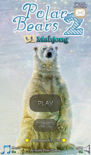Hidden Mahjong: Polar Bears 2