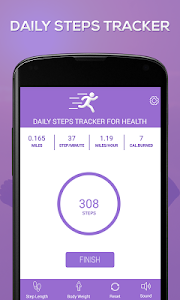 Daily Steps Tracker v1.0