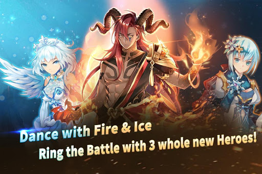 Screenshot for Dawn Break -Ice and Fire- in United States Play Store