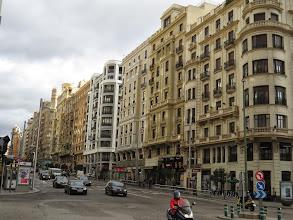 Photo: La Gran Vía.
